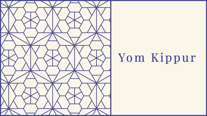 Yom Kippur Morning – by Reb Jamie Hyams