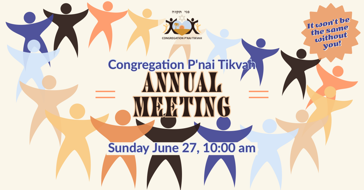 CPT Annual Meeting 2021 June 27th 10:00 RSVP for Virtual Links