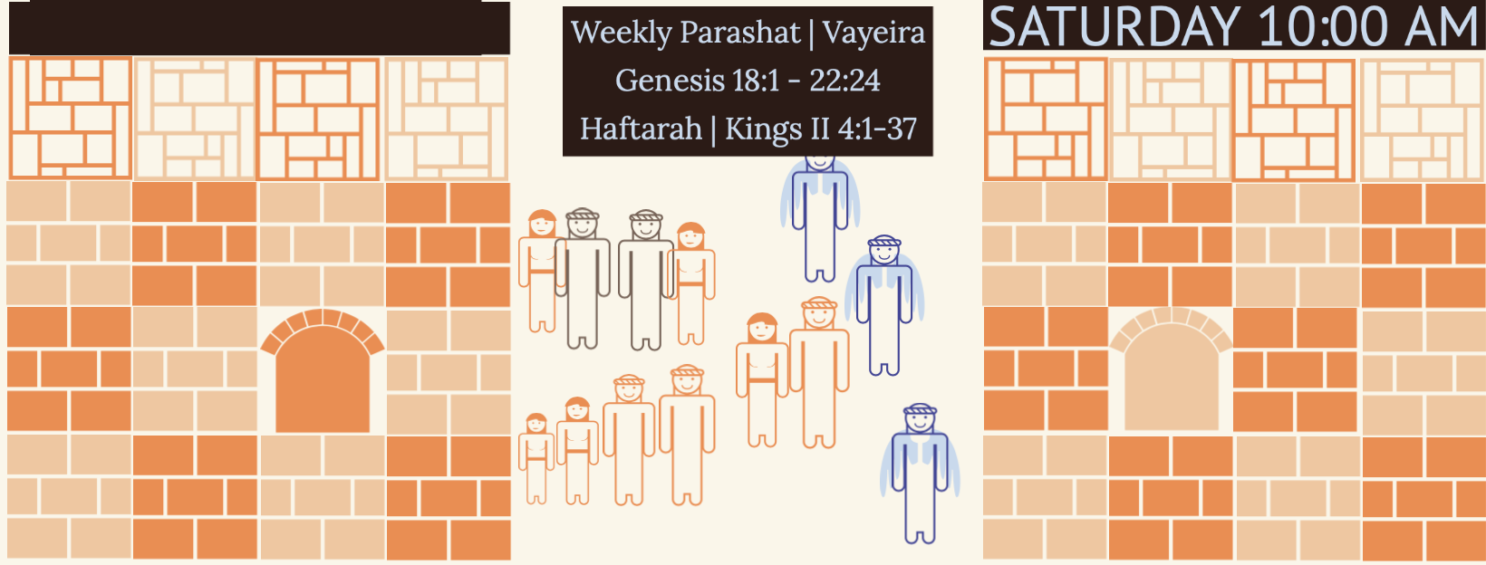 Join new and old friends for a spirited and engaging online Torah study.  When: 10:00 AM Pacific Time (US and Canada).
